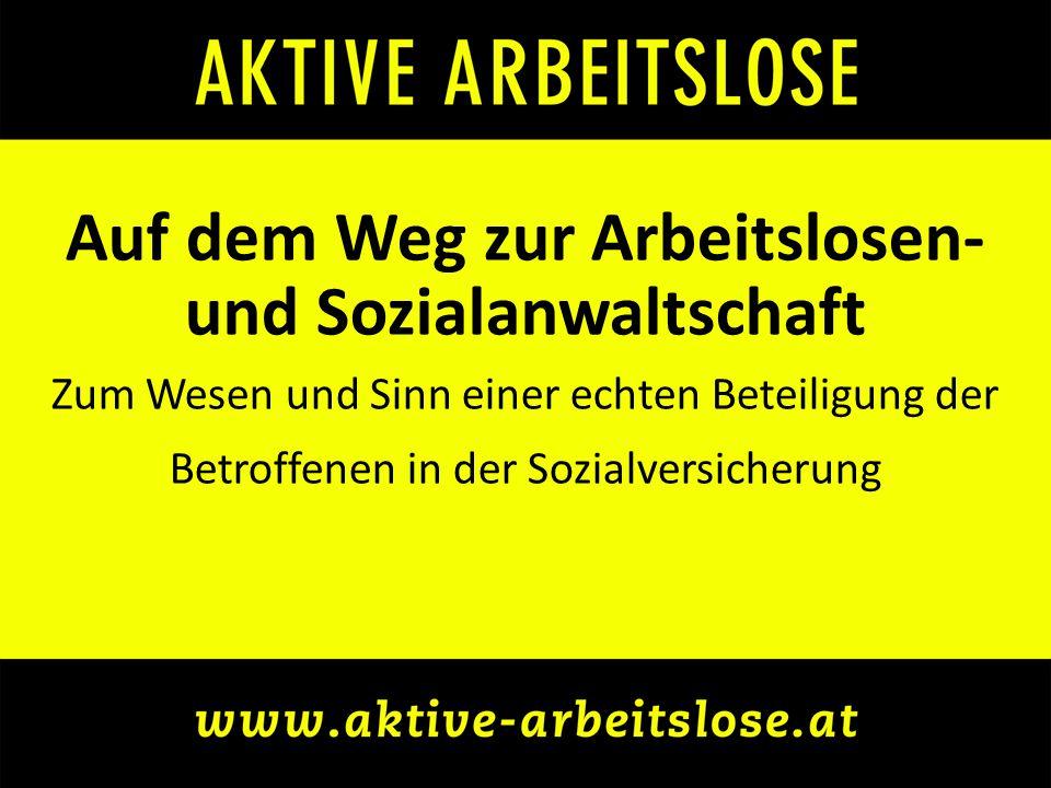 momentum14: Karin Rausch - Auf dem Weg zur Arbeitslosen- und Sozialanwaltschaft