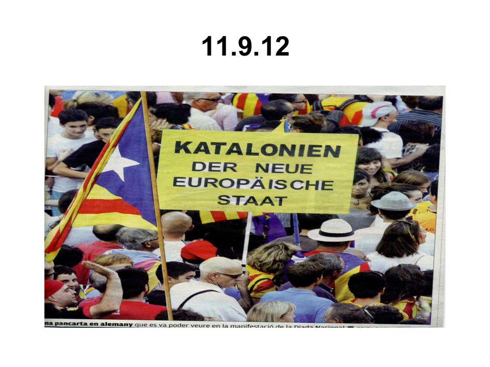Das Wahlergebnis vom 25.11.2012