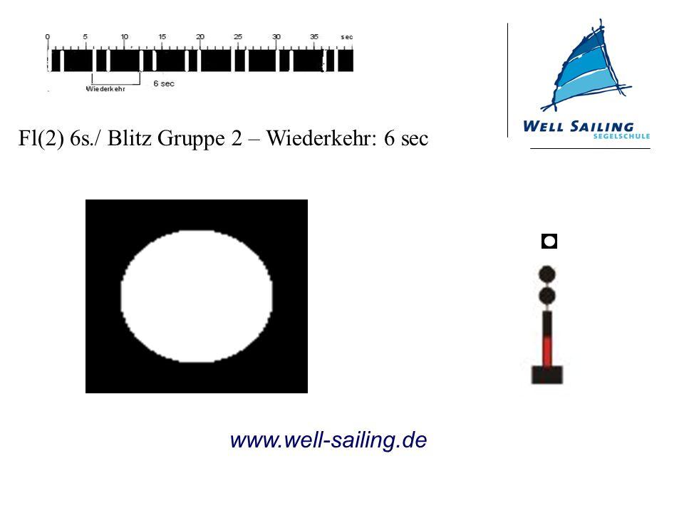 Fl(2) 6s./ Blitz Gruppe 2 – Wiederkehr: 6 sec
