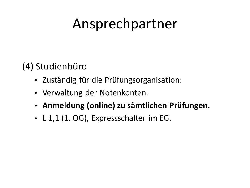 Ansprechpartner (5) Fachschaft für Geschichte und Altertumswissenschaft