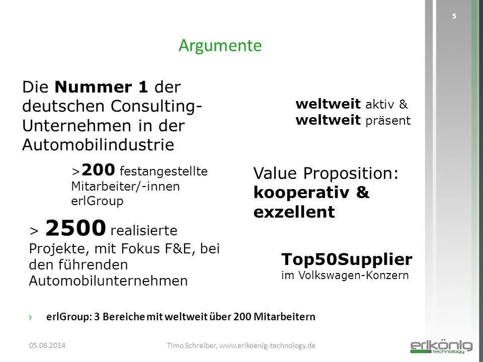 Argumente weltweit aktiv & weltweit präsent Die Nummer 1 der deutschen Consulting- Unternehmen in der Automobilindustrie > 2500 realisierte Projekte,