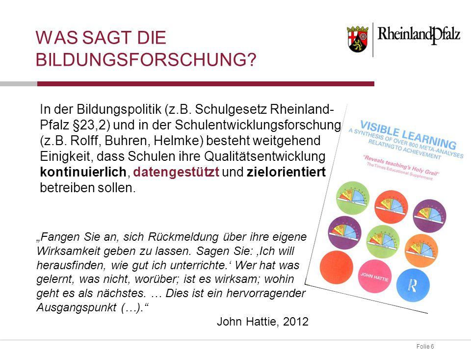 Bei Interesse wenden Sie sich an schulentwicklung@pl.rlp.de