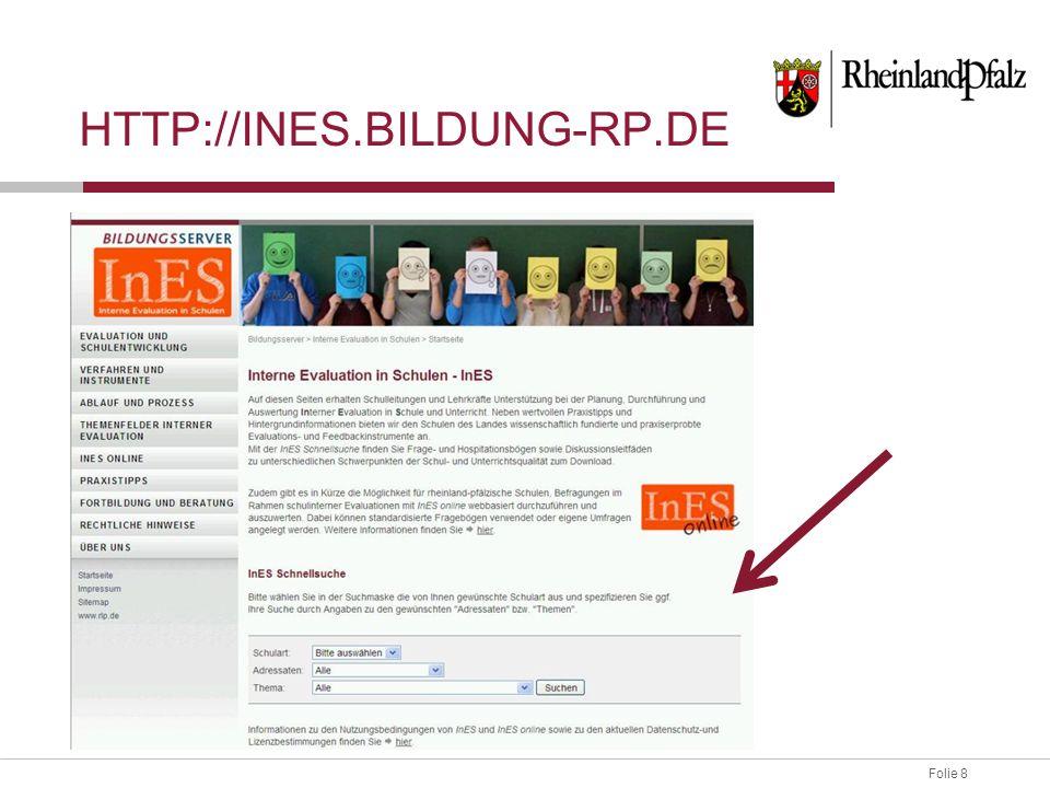 Folie 29 HTTP://FORTBILDUNG-ONLINE.BILDUNG-RP.DE