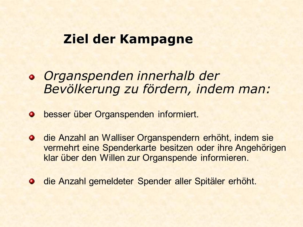 Bundesgesetz Bundesgesetz über die Transplantation von Organen, Geweben und Zellen (Transplantationsgesetz) vom 8.Oktober 2004 Source:Swisstransplant