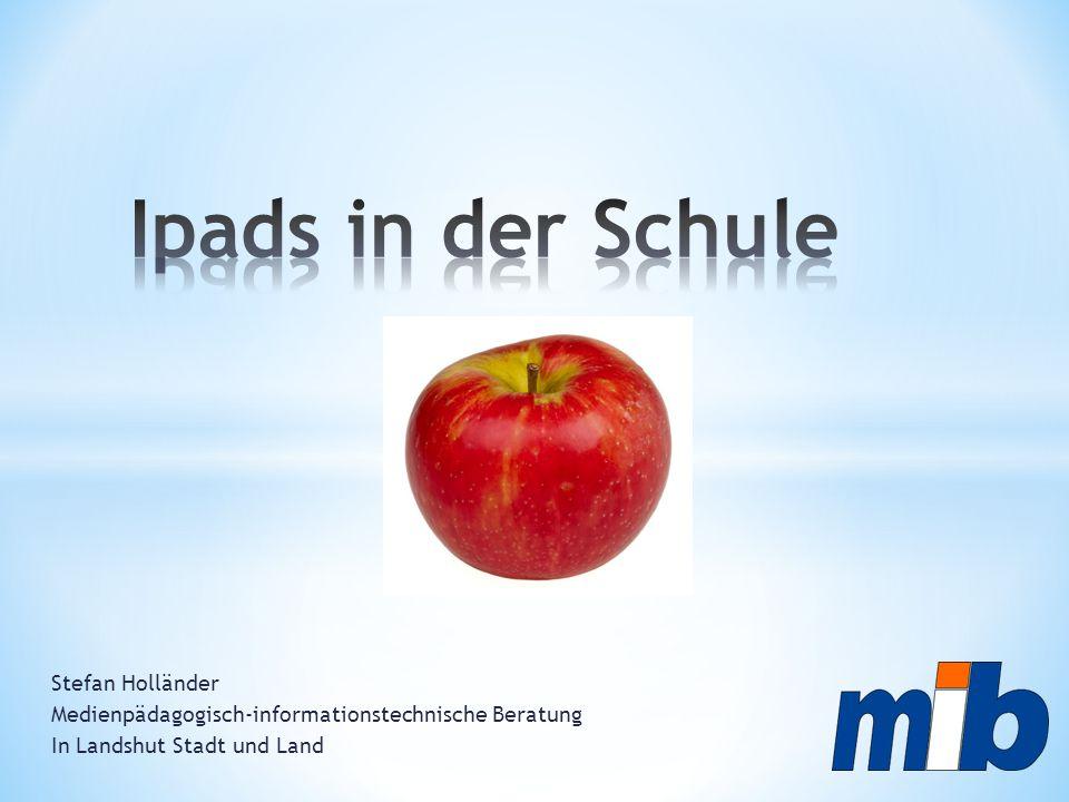 Stefan Holländer Medienpädagogisch-informationstechnische Beratung In Landshut Stadt und Land