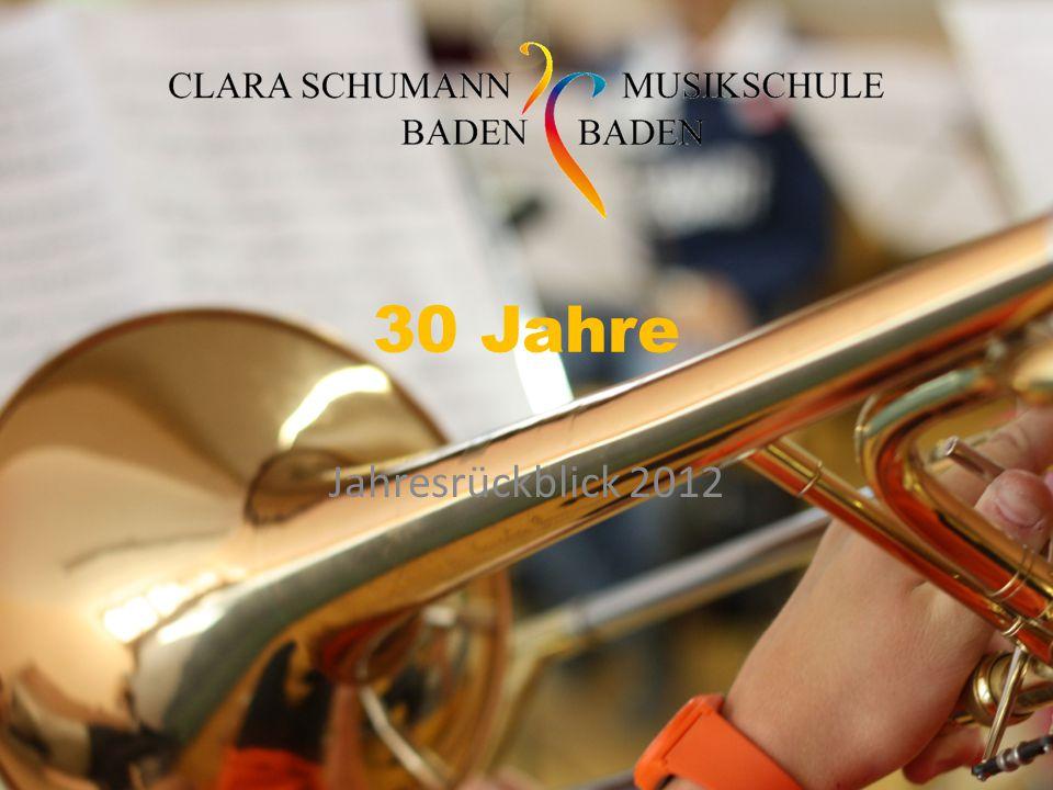 30 Jahre Jahresrückblick 2012