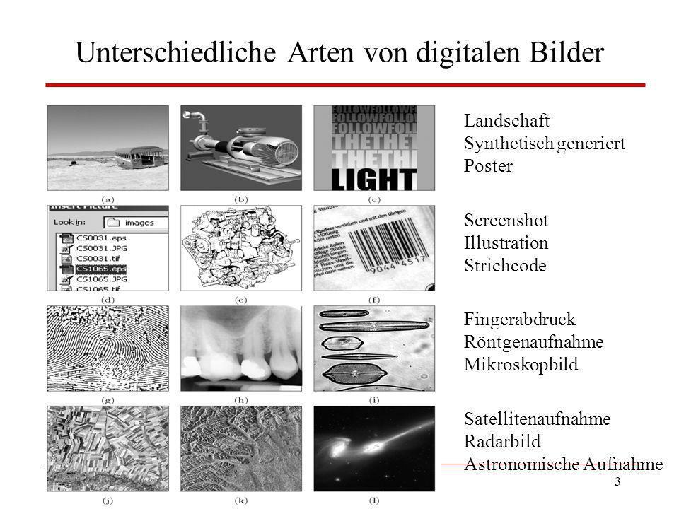 W. Lux, FH Düsseldorf BV: Kap 3 Digitale Bilder3 Unterschiedliche Arten von digitalen Bilder Landschaft Synthetisch generiert Poster Screenshot Illust