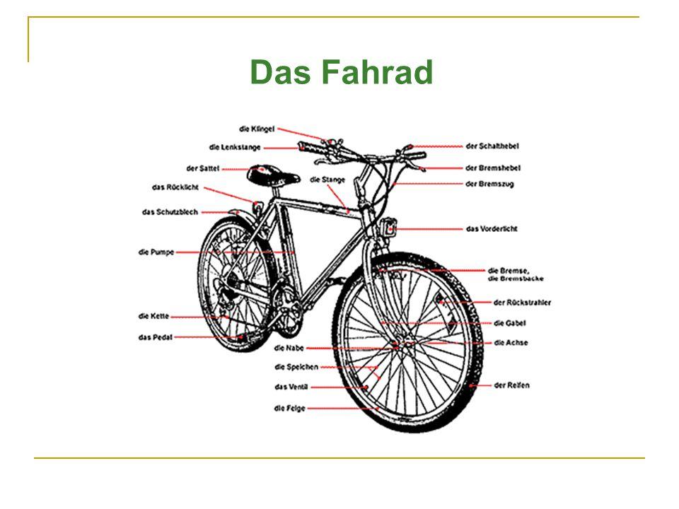 Das Fahrad