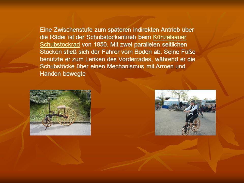 RennräderRennräder sind vorwiegend für hohe Geschwindigkeiten auf befestigtem Untergrund konzipiert.