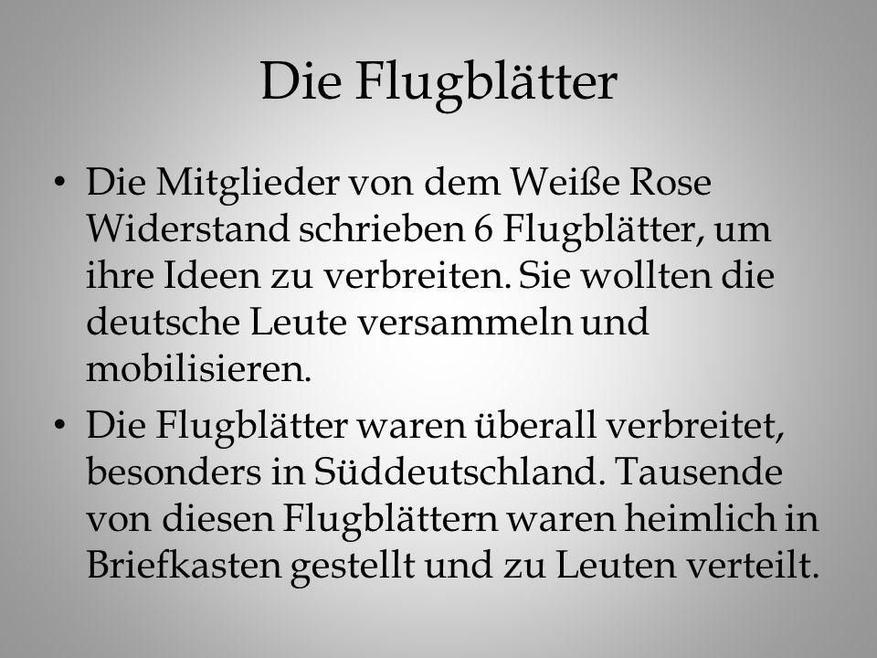 War der Professor von Hans und Alexander Lehrte Psychologie und Musik bei Ludwig-Maximilians-Universität München Schrieb das sechste und letzte Flugblatt gegen Nationalsozialismus War am 27 Feb 1943 verhaftet, und am 13 Jul 1943 exekutiert.