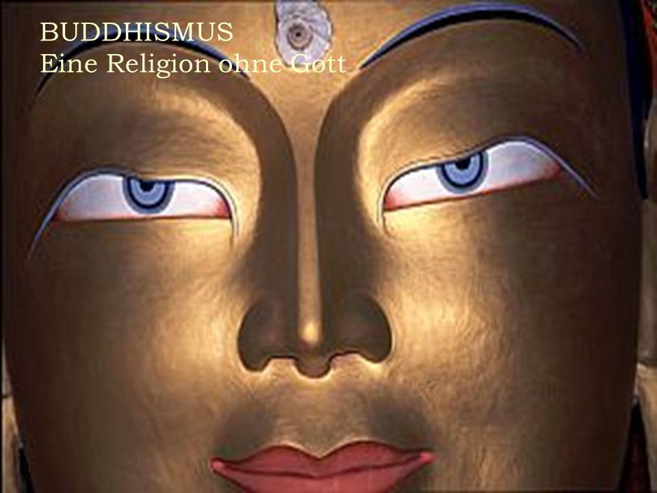 Der Ursprung Am Anfang war Buddhismus die Philosophie.