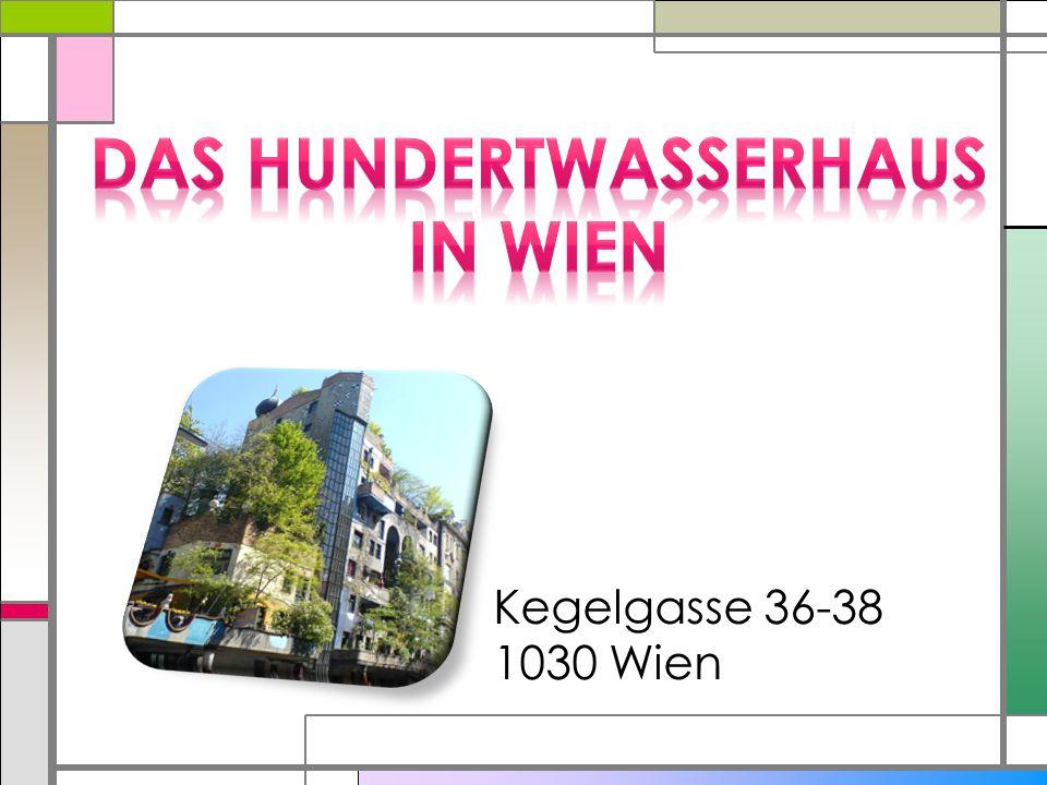 Kegelgasse 36-38 1030 Wien