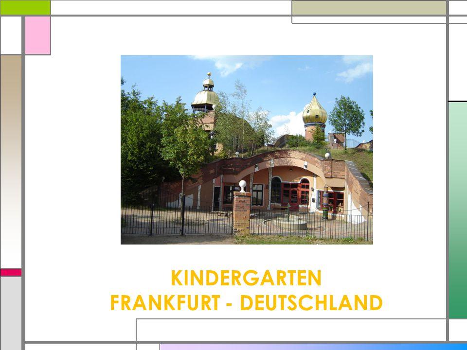 KINDERGARTEN FRANKFURT - DEUTSCHLAND