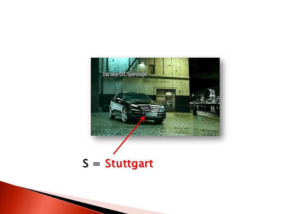 Stuttgart S =