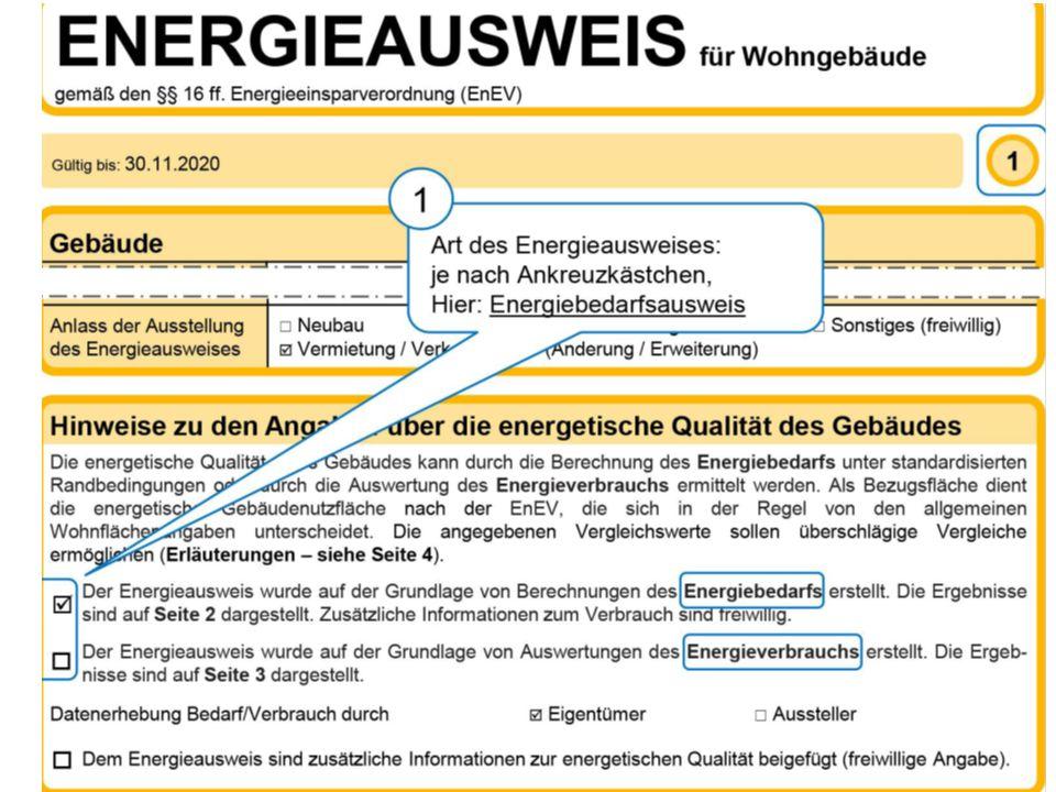 24.06.2014 RDM Essen Neue Pflichtangaben für Immobilienanzeigen nach der EnEV RA/FA MuW Klaus Eichhorn 10