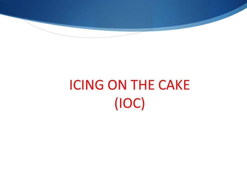 Ziele Die Ziele für das Projekt Icing on the Cake sind: 1) Nicht aktive Mitglieder zu reaktivieren 2) Neueinschreibungen zu erhöhen 3) Den Absatz zu erhöhen 4) Auf dem Markt gut aufgestellt zu sein 5) Exponentielles Einkommen zu verdienen 6) Neue Anreize zu schaffen 7) Die Produkte als Startinvestition zu verwenden, indem man sie nutzt, teilt und verkauft.