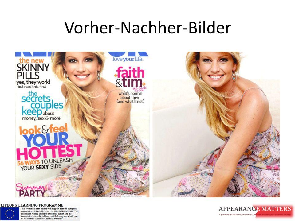 Vorher-Nachher-Bilder