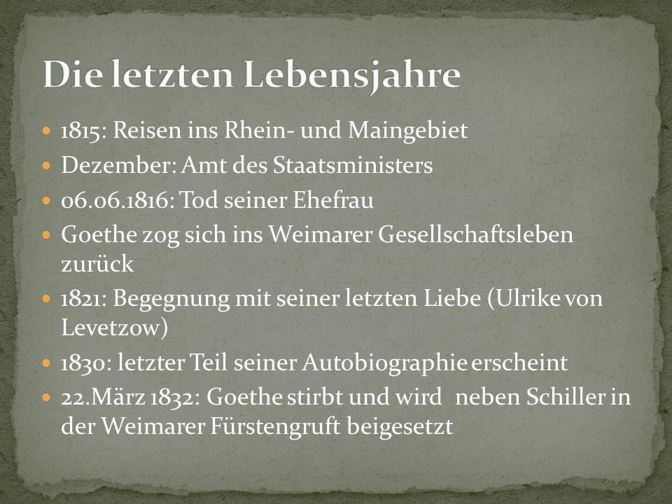 Boerner, Peter: Johann Wolfgang von Goethe.Hamburg 1990.