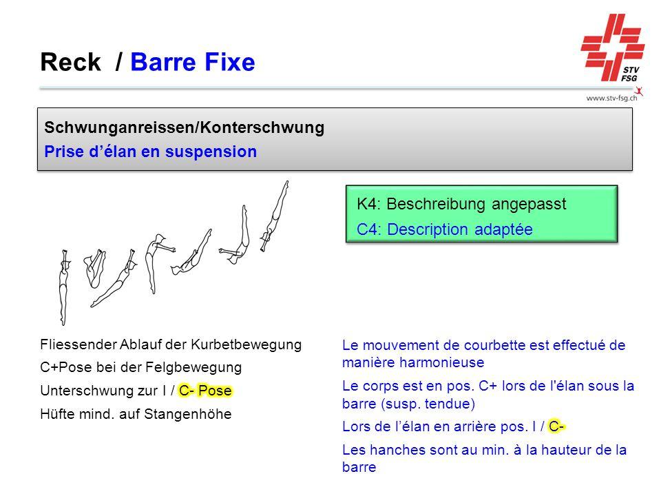 Reck / Barre Fixe
