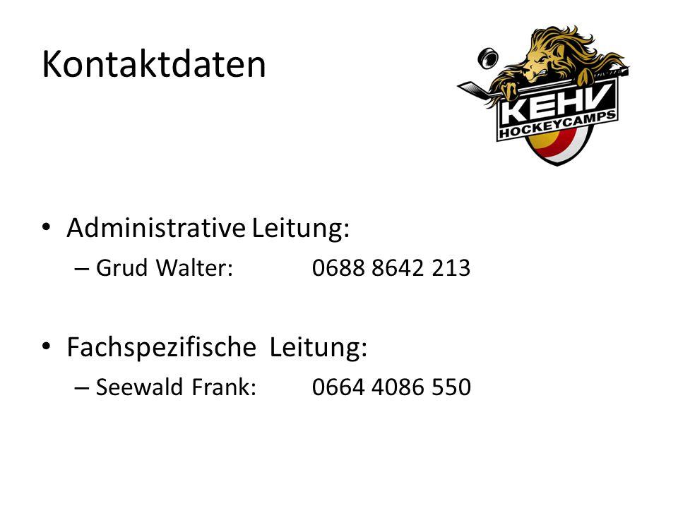 Administrative Leitung: – Grud Walter:0688 8642 213 Fachspezifische Leitung: – Seewald Frank:0664 4086 550 Kontaktdaten