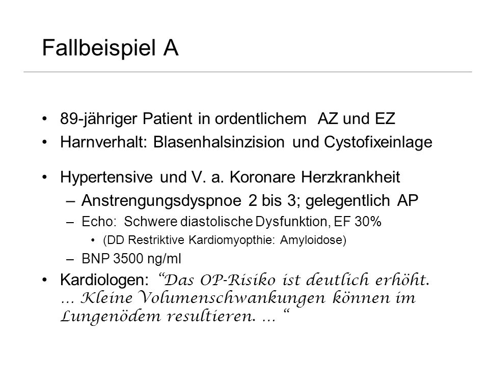 McMurray JJ, et al. Eur Heart J 2012;33:1787-847 Herzinsuffizienz: Abklärung