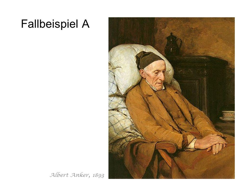 Lebensqualität, Krankheit und Tod: Frailty Fried LP, et al.