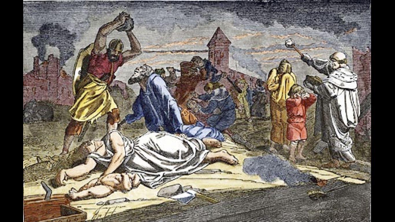 Gehenna war ein Ort Gehenna war ein Ort: wo es immer brennt