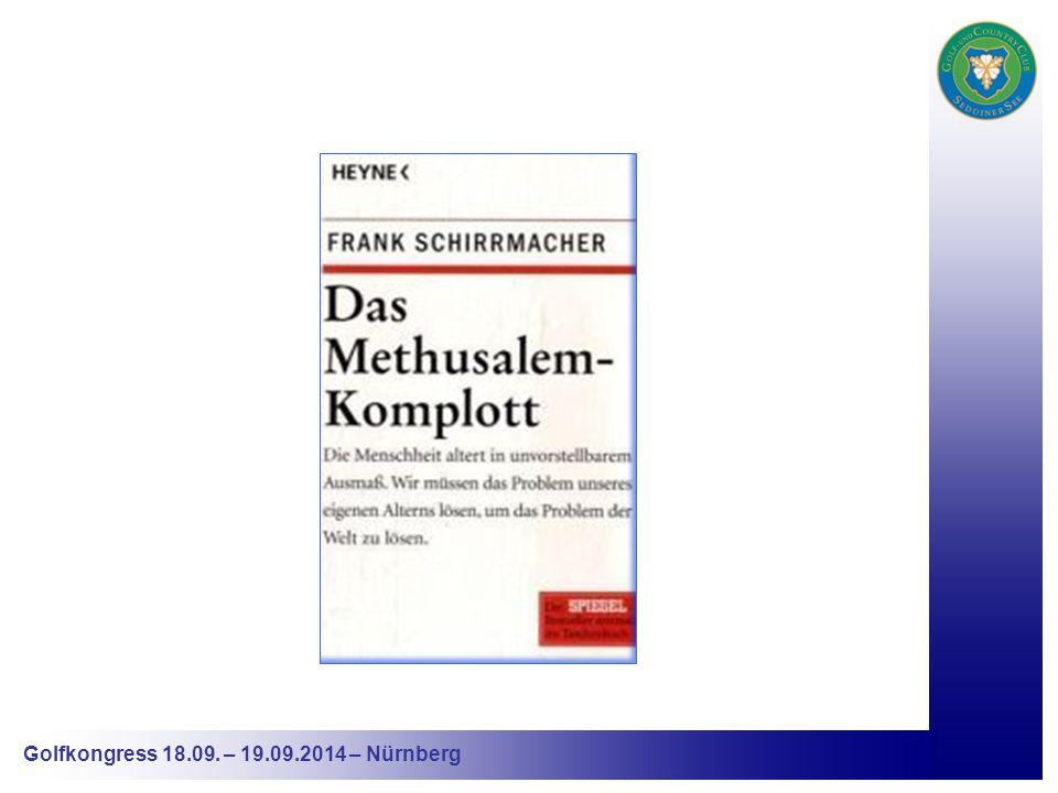 Golfkongress 18.09. – 19.09.2014 – Nürnberg