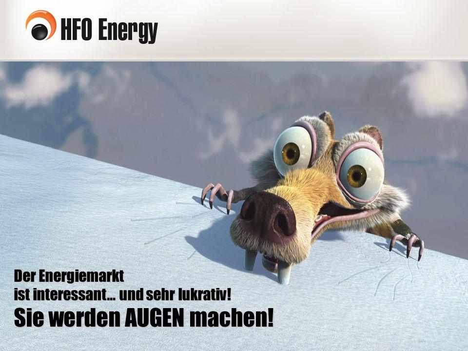 Der Energiemarkt ist interessant… und sehr lukrativ! Sie werden AUGEN machen!