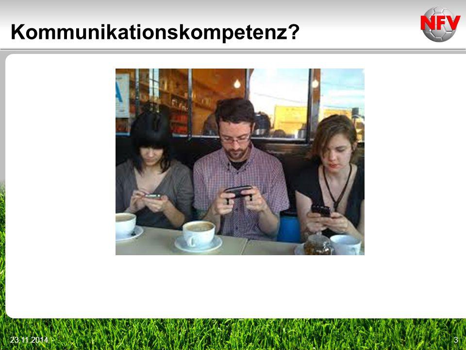 3 Kommunikationskompetenz?