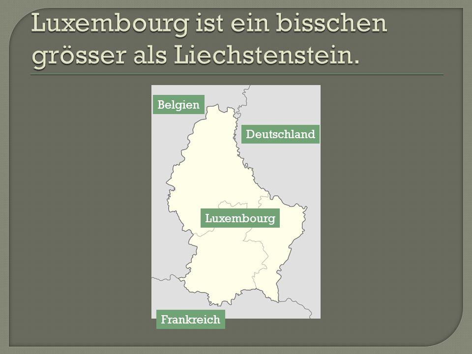 Deutschland Belgien Frankreich Luxembourg