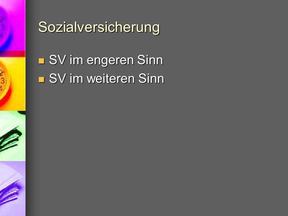 Technik der Beitragsermittlung SV-Beitragsgrundlage * 18,07 % = SV-Beitrag .