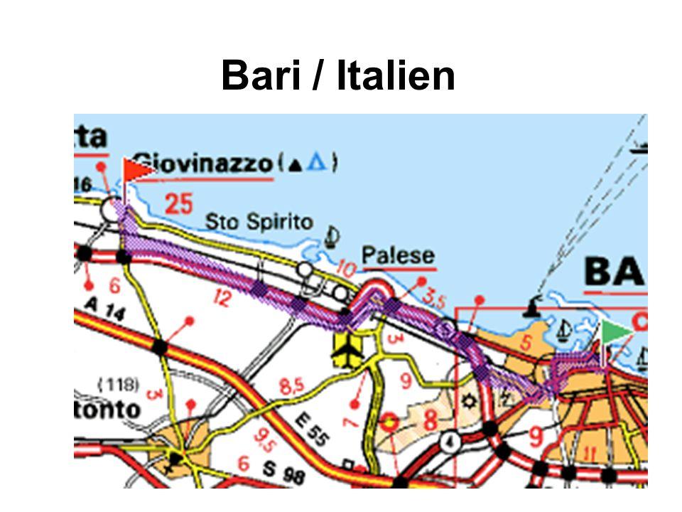 Bari / Italien