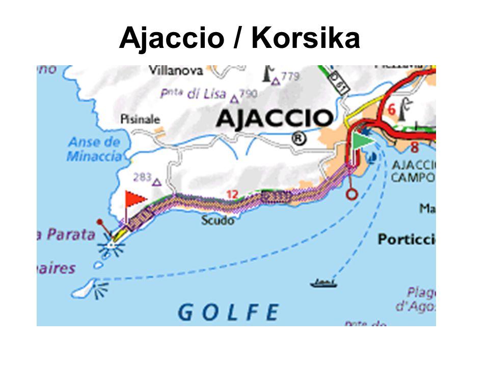 Ajaccio / Korsika