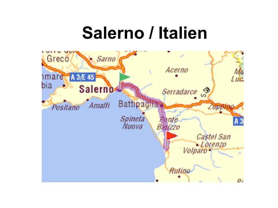 Salerno / Italien