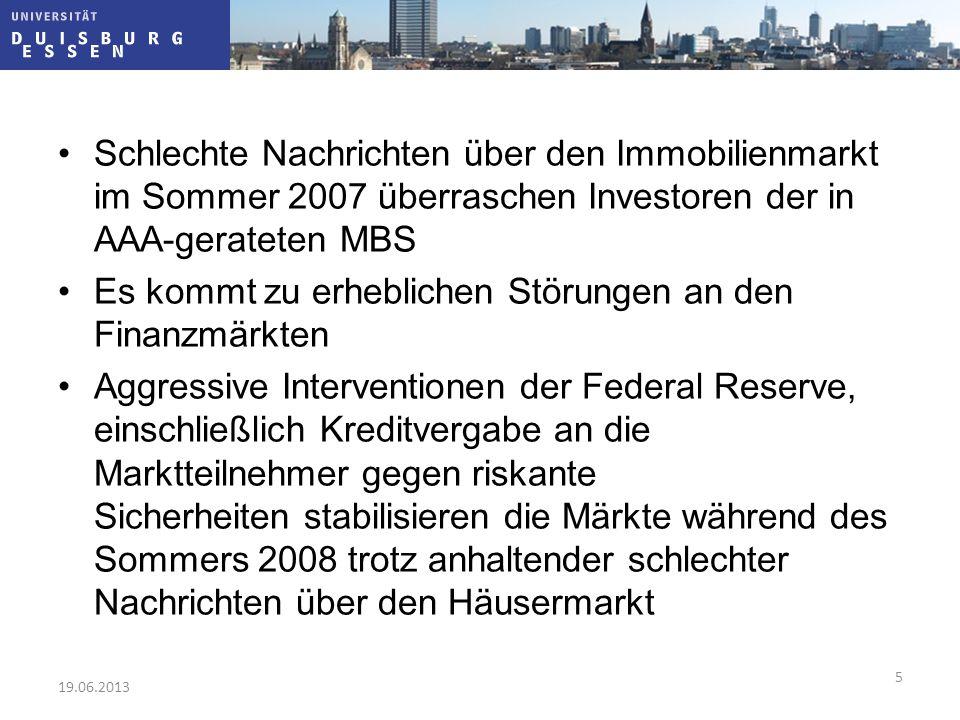 Brünings prozyklische Finanzpolitik Defizit des Reichs in % des Bruttoinlandsprodukts 19.06.201326