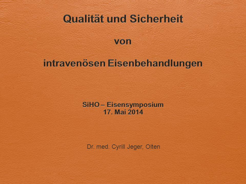 Dr. med. Cyrill Jeger, Olten