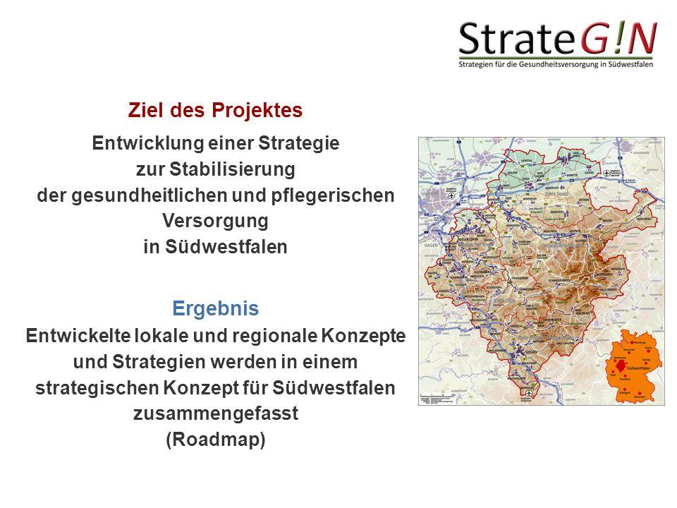  Wie sieht die Versorgungssituation in den Kommunen und Kreisen der Region konkret aus.