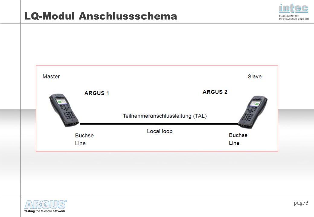 LQ-Modul Anschlussschema page 5