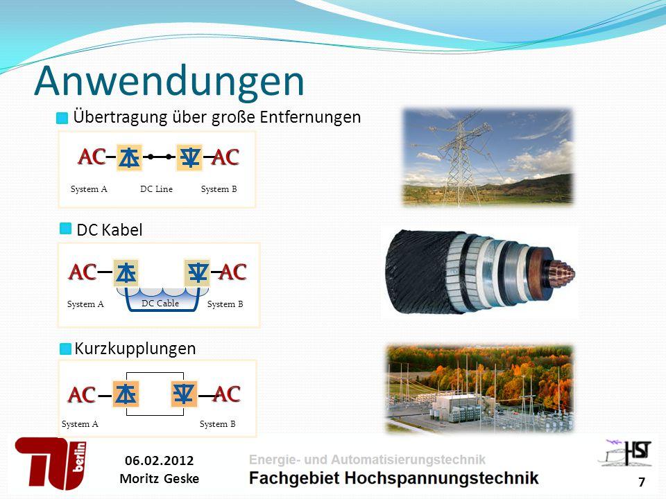 Betriebsmittel - Transformator 06.02.2012 Moritz Geske 18 Siemens: 400 MVA 1-ph / 3-wABB: 297 MVA 1-ph / 3-w