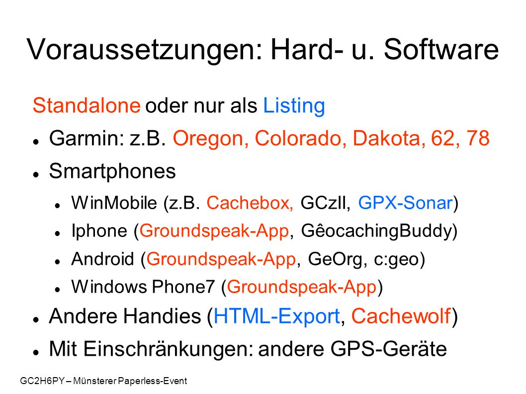 GC2H6PY – Münsterer Paperless-Event Export: Mapsource I