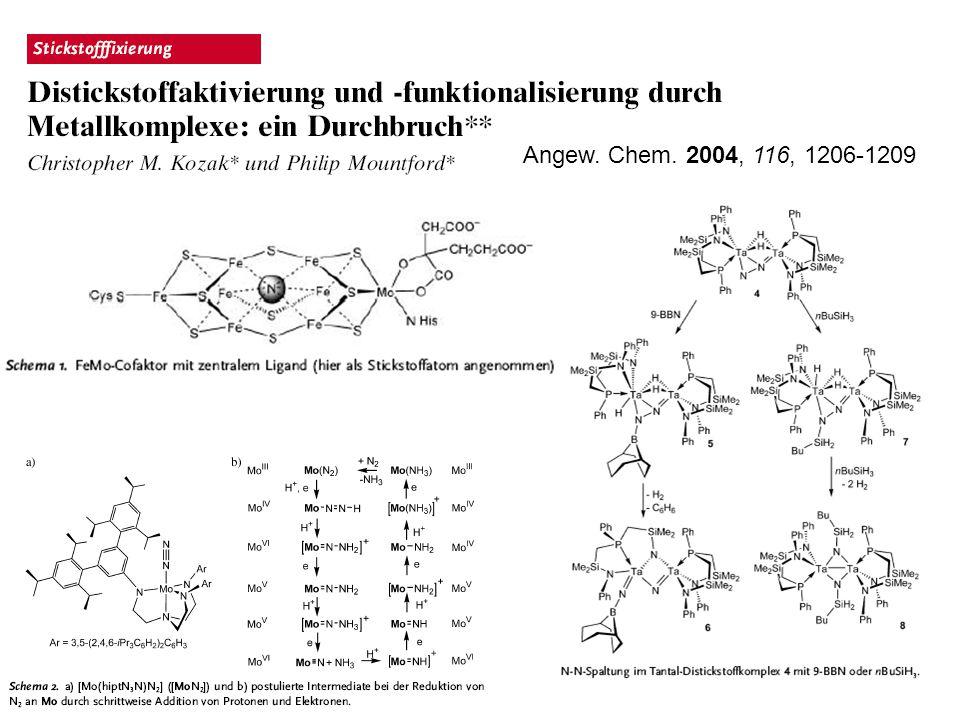 Angew. Chem. 2004, 116, 1206-1209