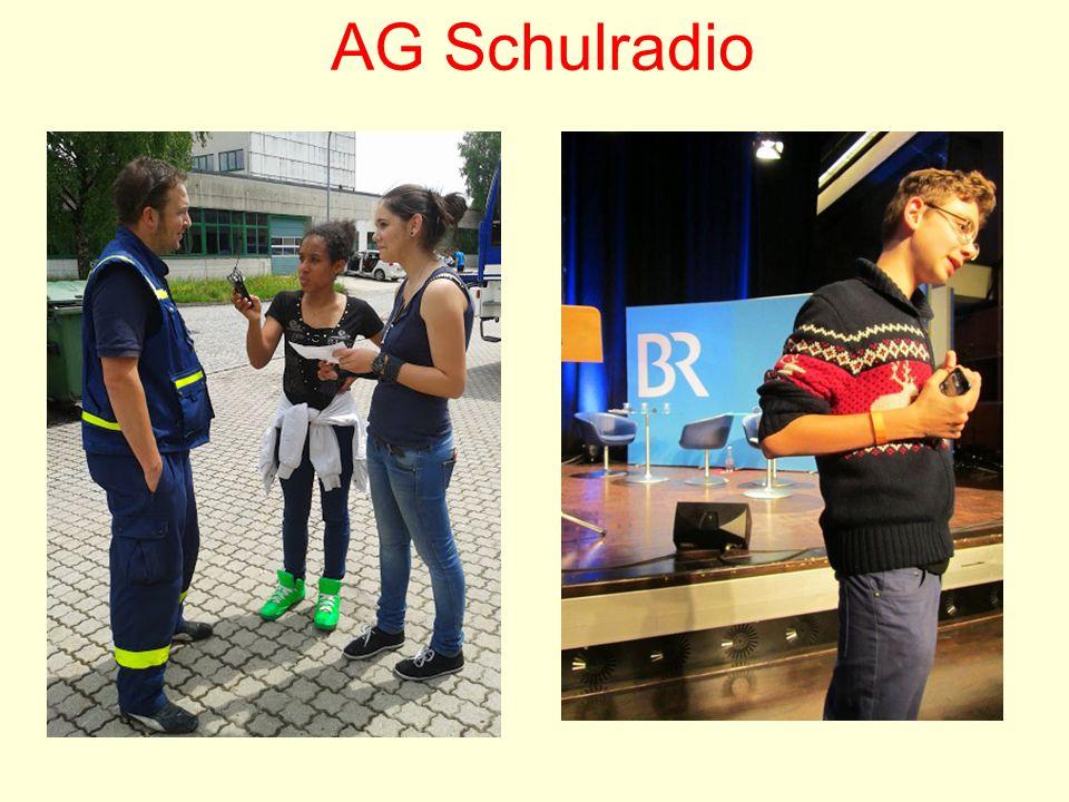 AG Schulradio