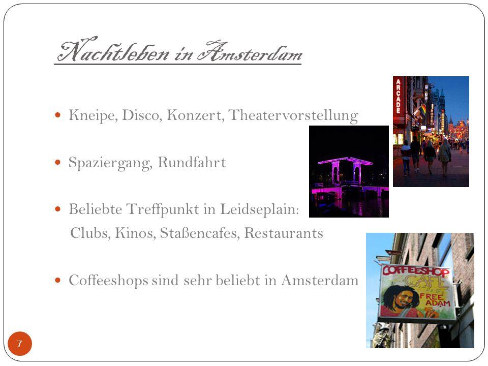 Sonstiges über Amsterdam Beliebtheit der Fahrräder Shopping in Amsterdam City Sehr schlechte Parkmöglichkeiten Amsterdam Arena Olympisch Stadion 6