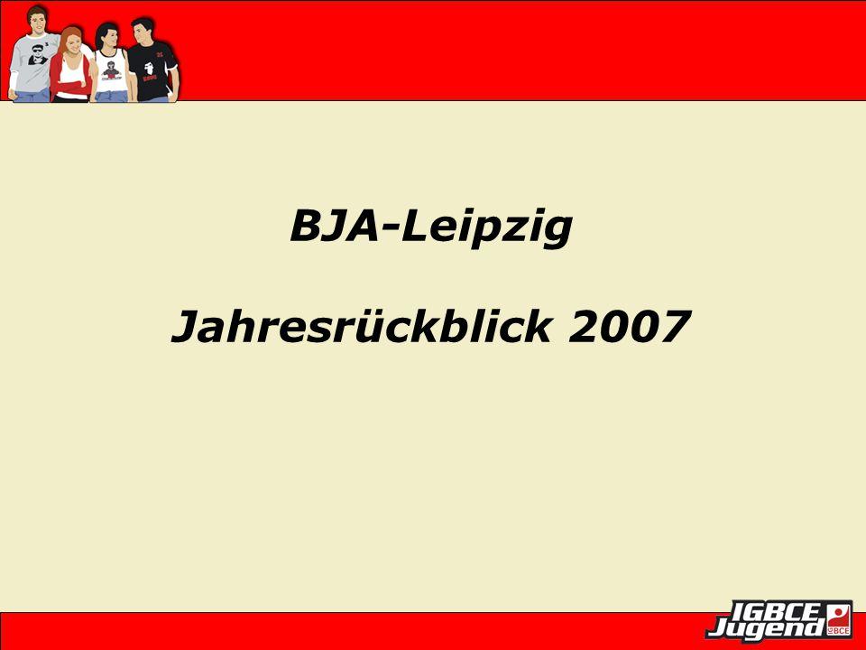BJA-Leipzig Jahresrückblick 2007