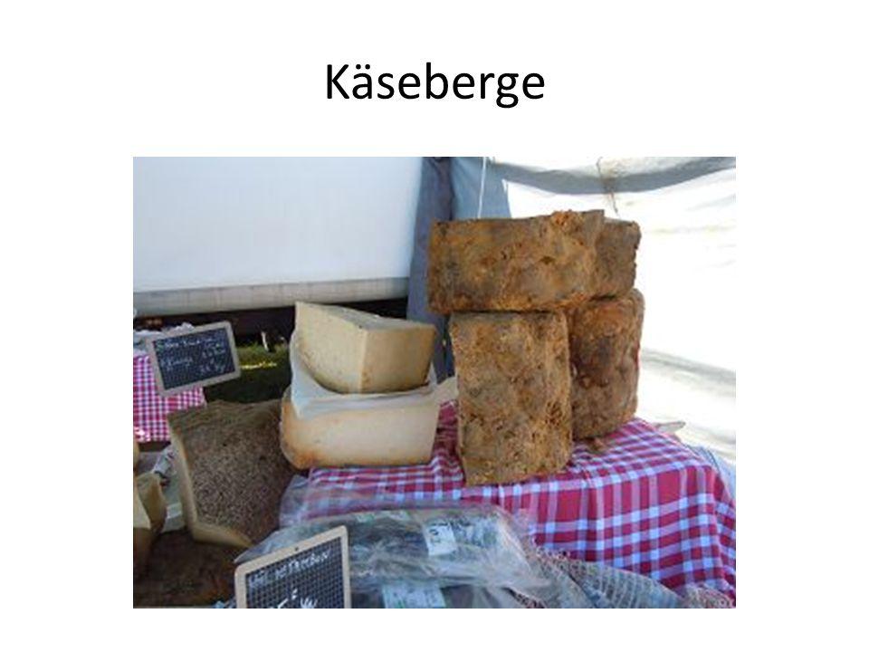 Käseberge