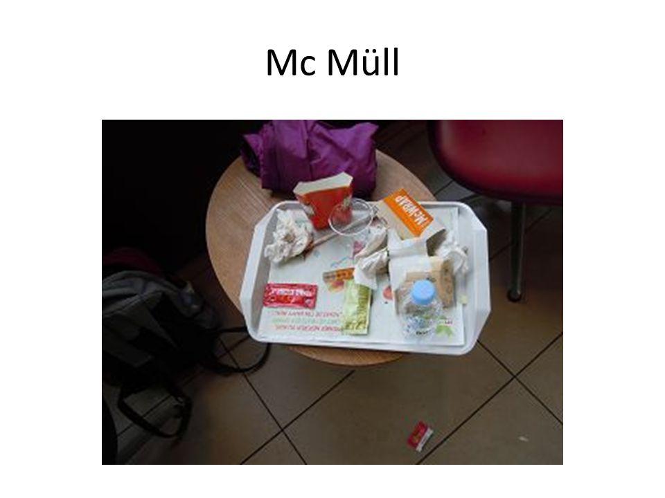 Mc Müll