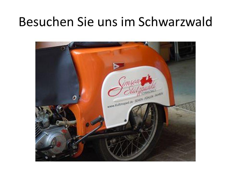 Besuchen Sie uns im Schwarzwald