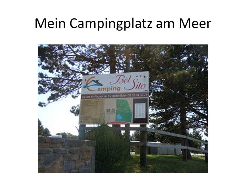 Mein Campingplatz am Meer