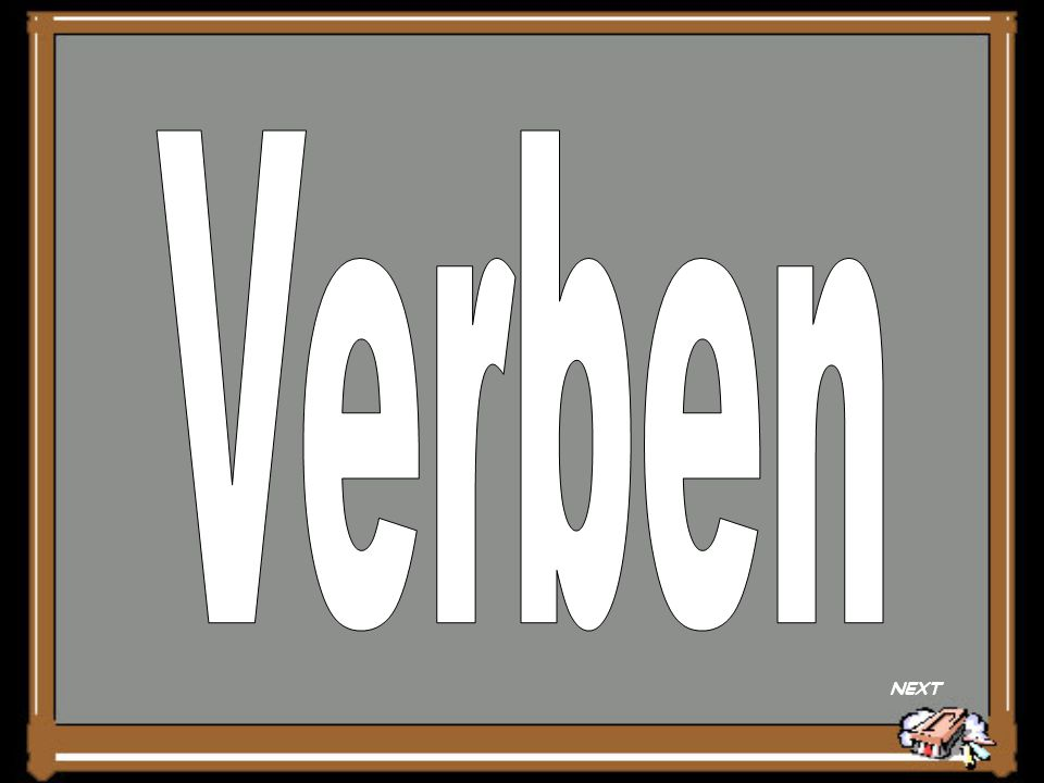 Verben -20 To last Show Answer